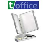 t-office Modern Tarifold Paperwork Organizer Systems with Storage Compartments 