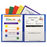 C-Line Products Classroom Connector Folders