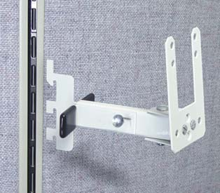 Tarifold Accessories: Partition Wall Bracket