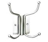Buddy Products 2 Hooks on Bent Plate Frame