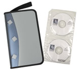 C-Line Products Refillable CD/DVD Organizer