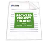 C-Line Products Recycled Project Folders