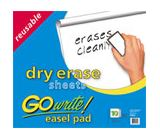 GoWrite Dry Erase Easel Pads