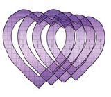 Fiskars Super-Sized ShapeTemplates - Hearts