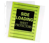 C-Line Products Side Loading Sheet Protectors