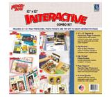 C-Line Products Memory Book - 12 x 12 Interactive Combo Kit