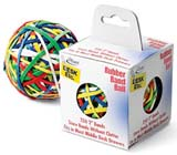 Alliance Rubber Desk Etc.™ Rubber Band Ball