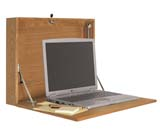 Buddy Products Wall Desk