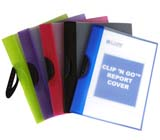 C-Line Products Clip N Go Report Cover