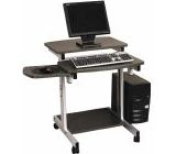 Buddy Products Capri™ Compact PC Workstation