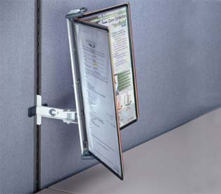 Tarifold Partition Wall Bracket Starter Set