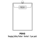 Tarifold Safety Hanging Pockets