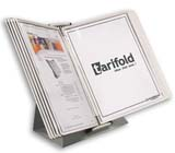 Tarifold Desktop Organizer - White Pockets