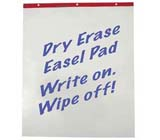C-Line Products Dry Erase Easel Pads