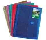 C-Line Products Biodegradable Binder Pocket