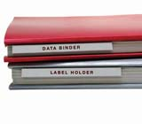 C-Line Products BIND-X® Data Binder Label Holders