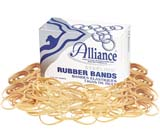 Alliance Sterling� Rubber Bands