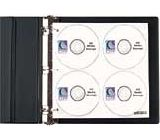 C-Line Products CD/DVD Ring Binder Kit
