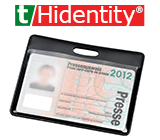 t-hidentity Tarifold Personal Protection Products