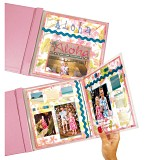 Memory Book 8 x 8 Fold-Out Panoramic Page Protector