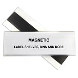 2 inch Magnetic Label Holder, 10/Bx