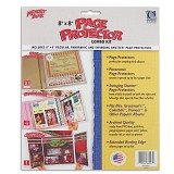 Memory Book - 8 x 8 Page Protector Combo Kit