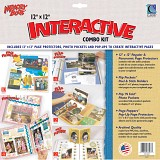 Memory Book - 12 x 12 Interactive Combo Kit