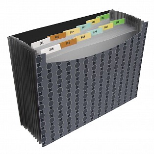 C-Line Products 13-Pocket Stand-Up Expanding File