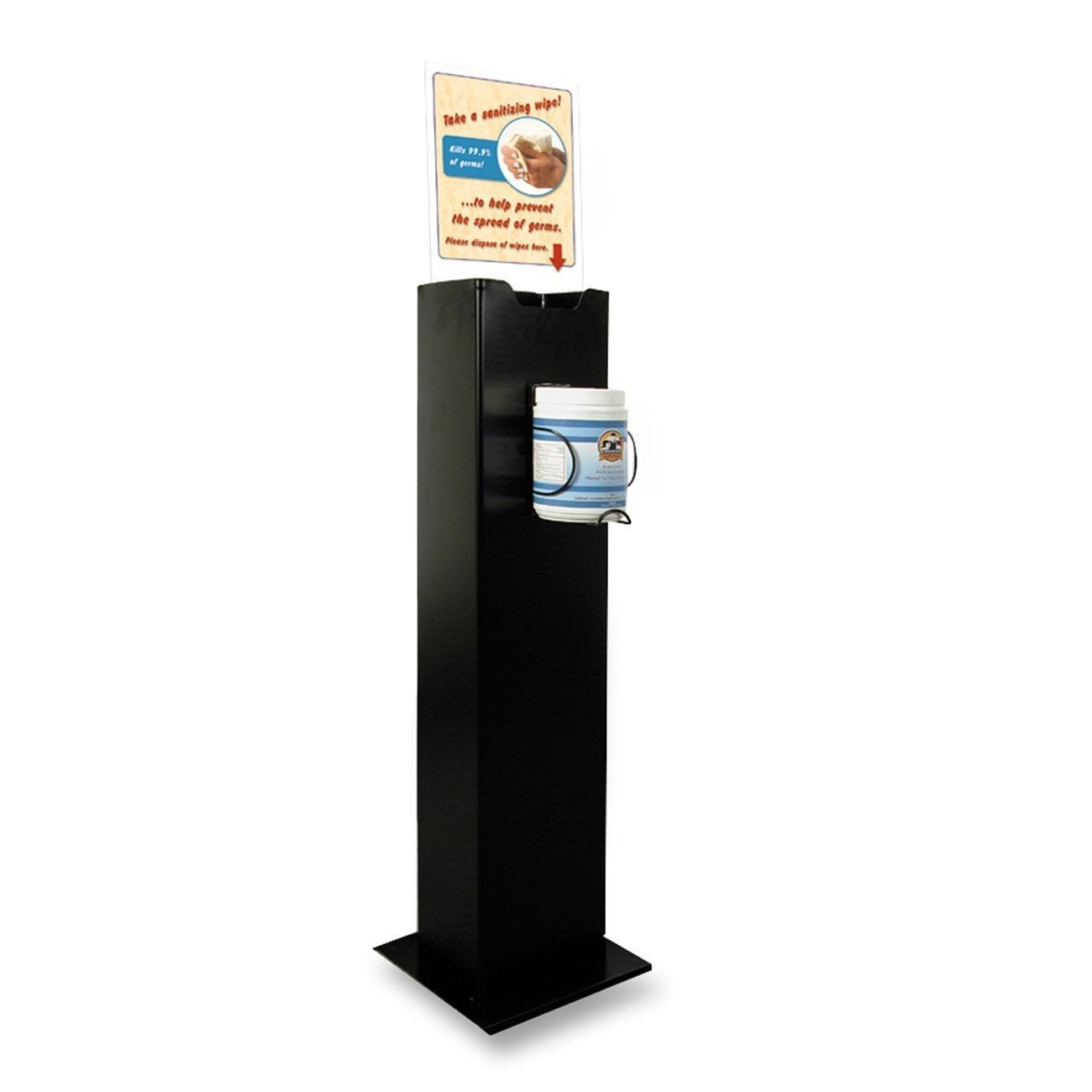 Buddy Products Hand Wipe Station