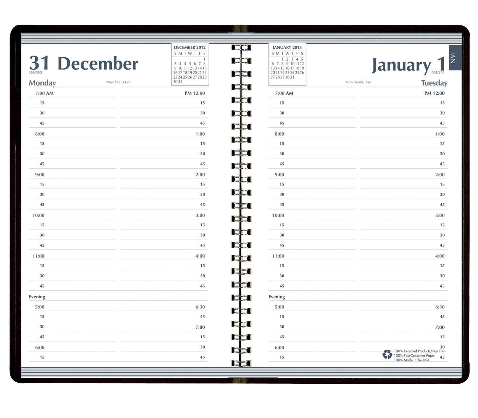 House of Doolittle Daily Planner
