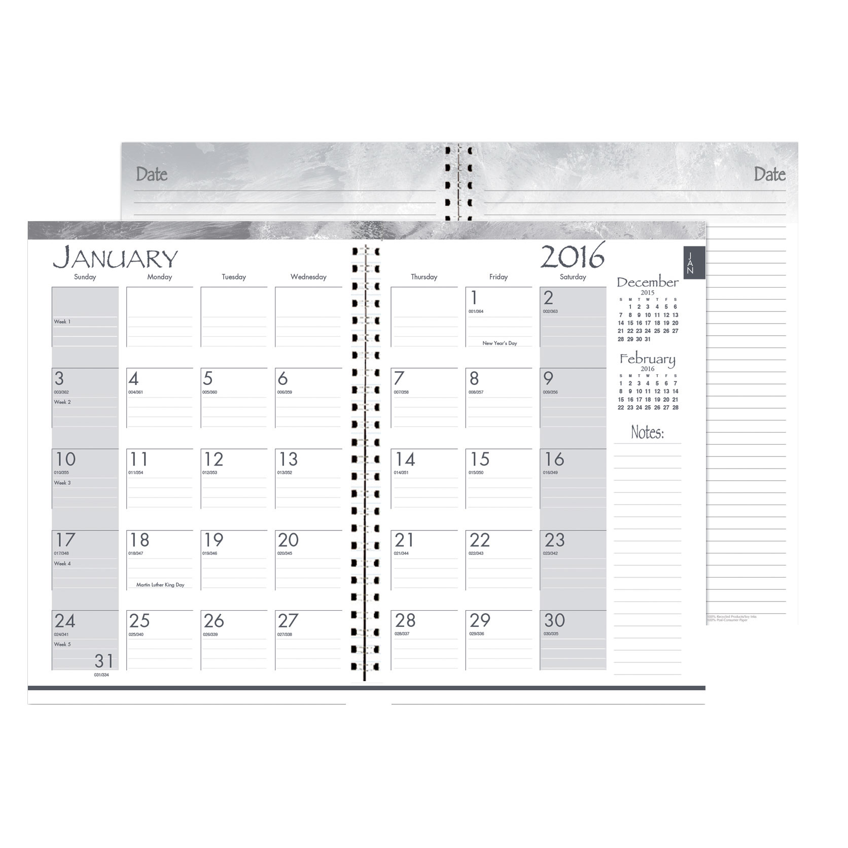 House of Doolittle Monthly Planner/Journal