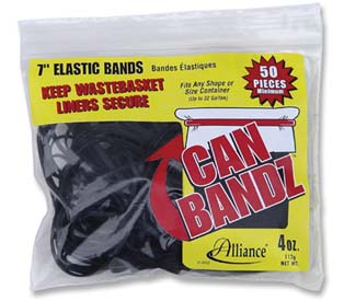 Alliance Rubber Can Bandz