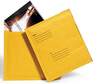 Alliance Rubber CD & DVD Mailers