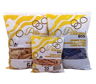 Alliance Rubber Eco Rubber Bands
