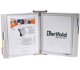 Tarifold Wall Unit Organizer - White Pockets